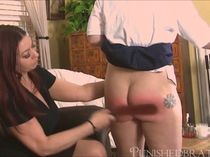 Bottoms to spank Irresistible bare